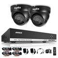 Sannce 4ch 720 p ahd dvr hdmi dvr con 800tvl al aire libre ir cut cámaras de vigilancia home security camera system