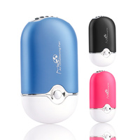 USB Mini Fan Quickly Dry Air Conditioning Blower Eyelash Extension Glue Grafted Eyelashes Dedicated Dryer Makeup
