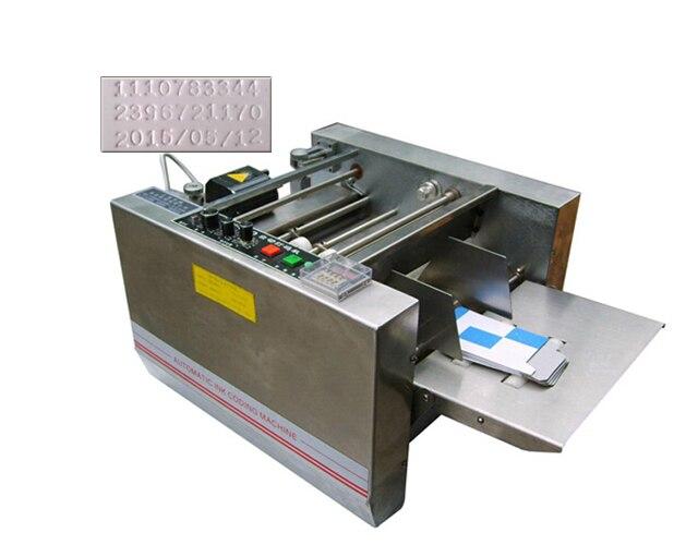 Imprimante à date de péremption MY-300 imprimante à codage à encre solide MY-300