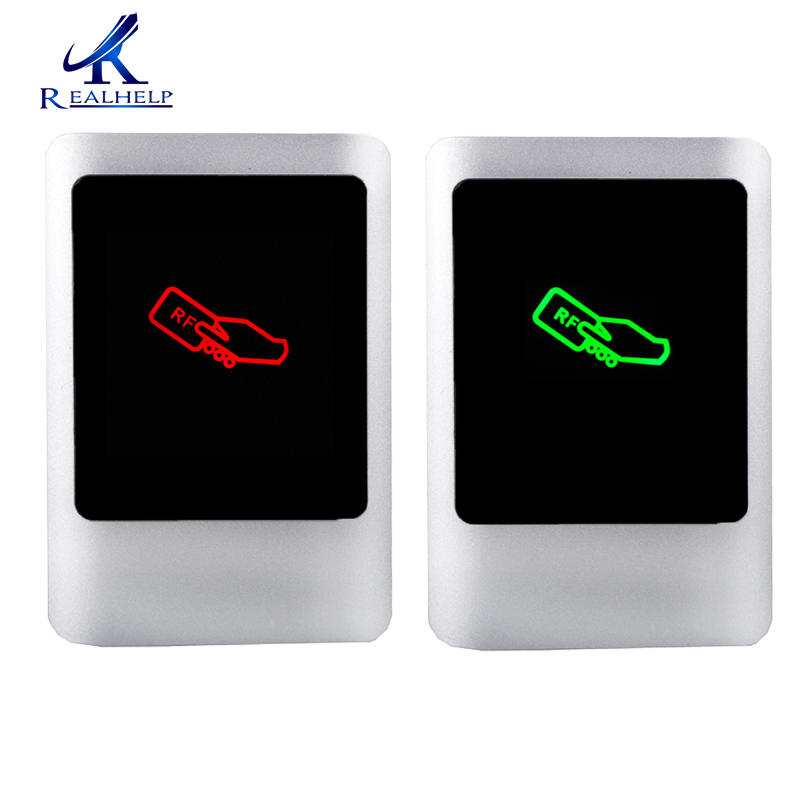 Waterproof Keypad Standalone Access Control 10000Users Capacity Outdoor Lighting Metal Access LED Keypad Stand alone Controller