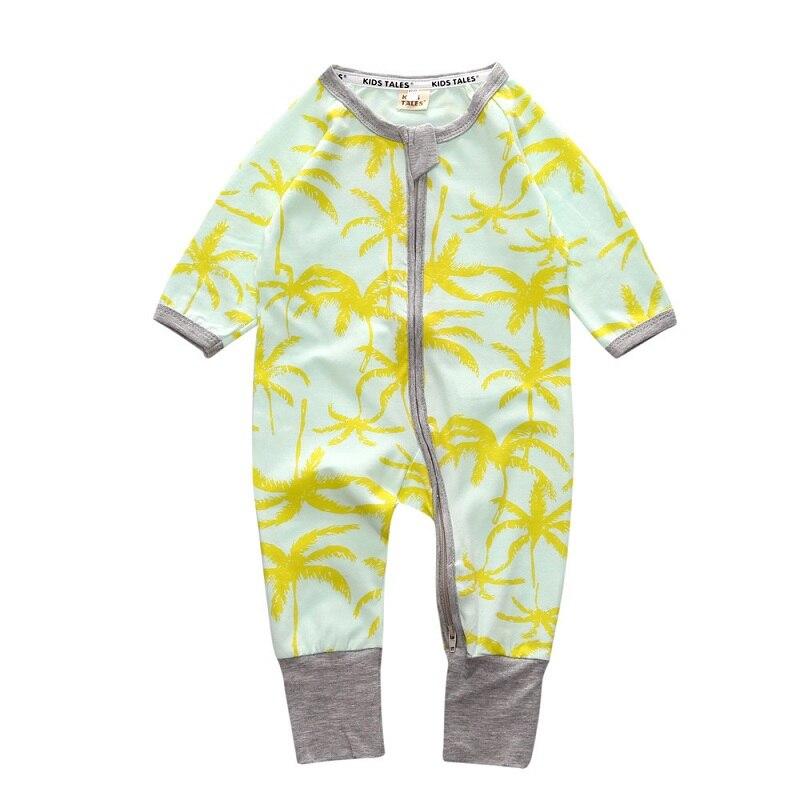 06a4462ed ᗗRopa Bebe Macacão de bebê de Algodão 0-24 M bebês recém-nascidos ...