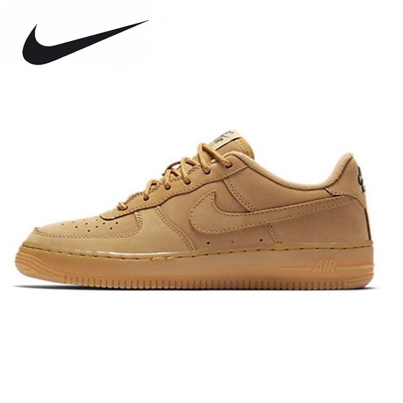 Original New Arrival Offical Nike Nike Air Force 1 Low AF1 Breathable Men's Skateboarding Shoes Sports Sneakers Trainers nike original new arrival mens skateboarding shoes breathable comfortable for men 902807 001