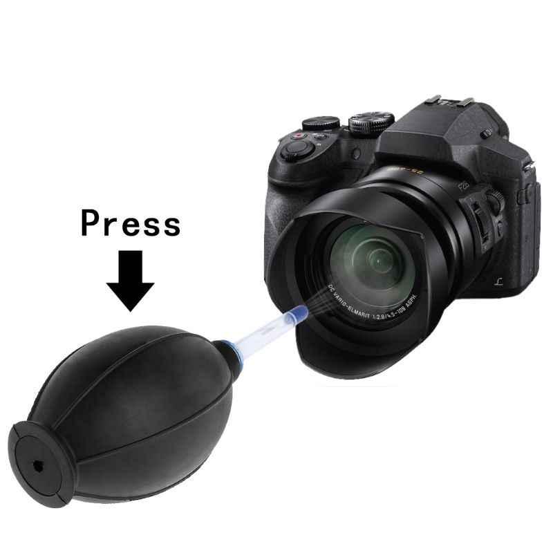 Воздуходувка чистящая ткань комплект пылесборник инструмент для объектива Аксессуары Фото Видео камера планшет