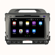 KLYDE 2 Din 8 Android 7 1 Car Multimedia Player For KIA SPORTAGE 2010 2012 Car