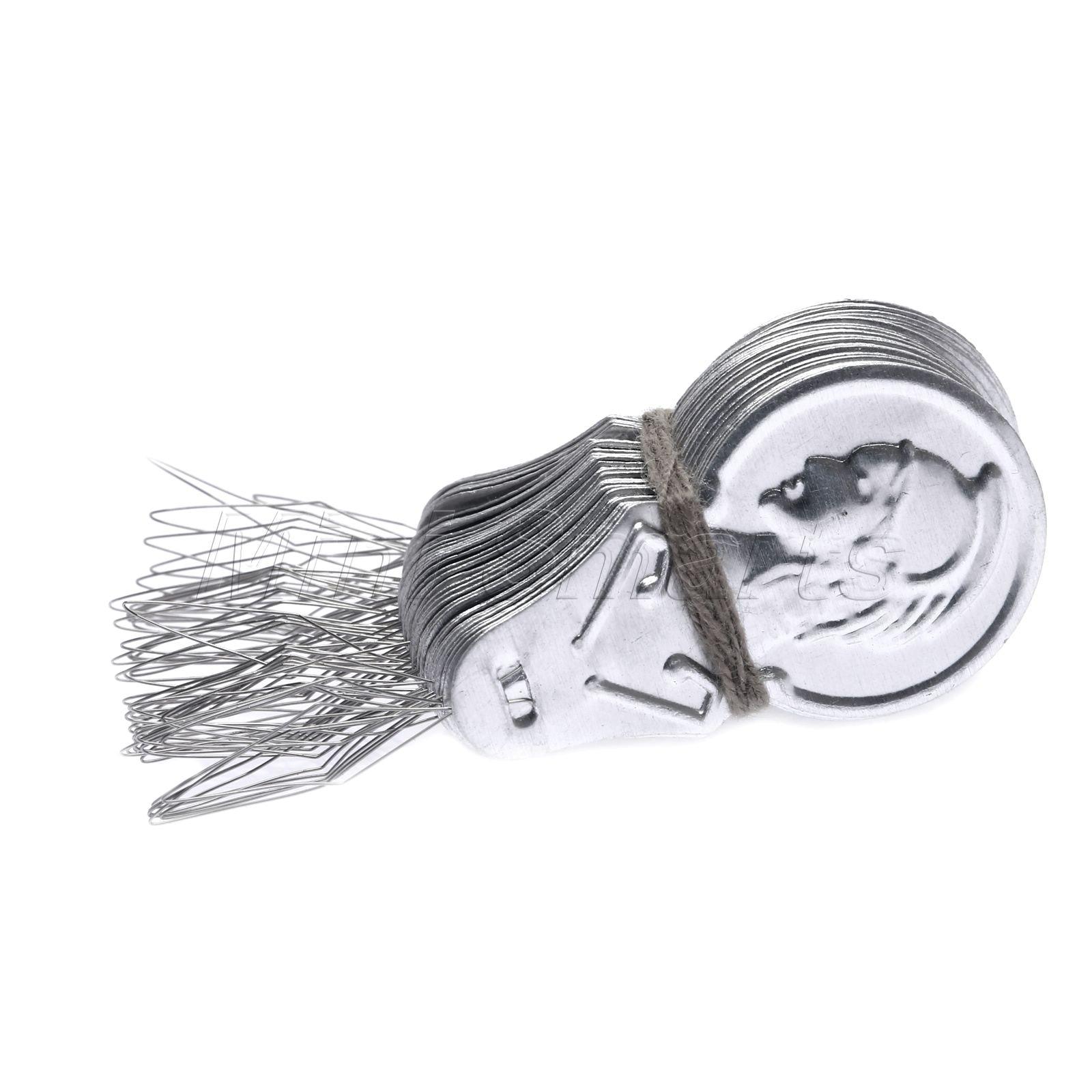 Bow Wire Needle Stitch Threader Insertion Craft Tool Ki Sewing Machine D9Q1 W1R4