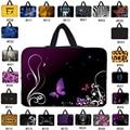 Women's Laptop Soft Bag 7 10 12 13 15 14 17 15.6 7.9 inch Notebook Sleeve Cases For Lenovo Air Macbook Pro Toshiba Chuwi hi12 HP