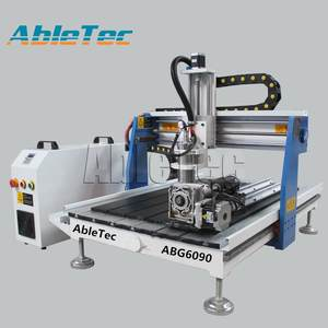 Abletec  Axis Cnc Milling Machine  Wood Cnc Router 6090 With