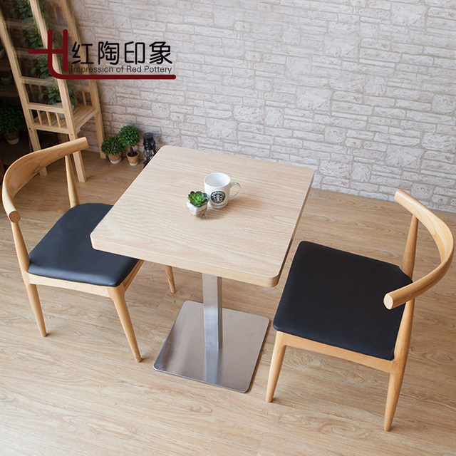 Exceptionnel Cheap Cafe Tables And Chairs Restaurant Chairs Dessert Table And Chairs  Fast Casual Tables And Chairs