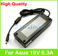 19V 6.3A 120W AC laptop adapter power supply for Asus N56 N56D N56J N56V N56X N750  N76 N76V N76YI NX90 NX90JN NX90JQ charger