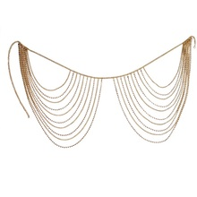 Sexy Belly Chain Belt Gold Color