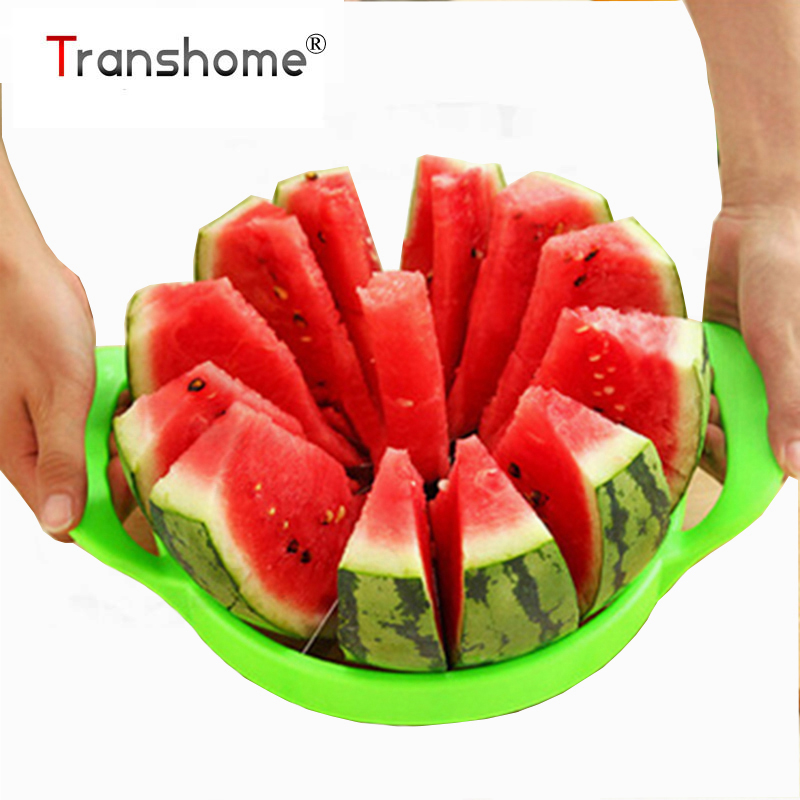 Multi-functional Watermelon Cutters Stainless Steel Fruit Cutters Cantaloupe Slicers Shredders Cutters Fruit Vegetable Tools