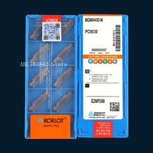 MGMN400M PC9030 4mm grooving carbide inserts  lathe cutter turning tool Parting and grooving tool Parting CNC Parting and groovi mgehr2020 mgehr1616 mgehr2525 external grooving tool holder carbide inserts lathe cutter parting plate lathe turning tool set