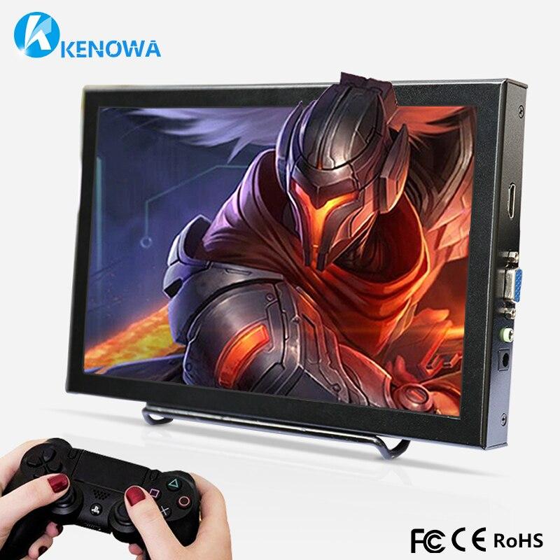 11.6 ''Grand Écran 1920x1080 IPS LED LCD Affichage HD 1080 P Portable Moniteur HDMI/VGA Jeu Console/framboise Pi PS3 PS4 Xbox360