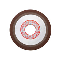 125 10 32 8mm Diamond Wheel Cutting Electroplated Saw Blade Grinding Disc Grain Fineness 400 Rotary