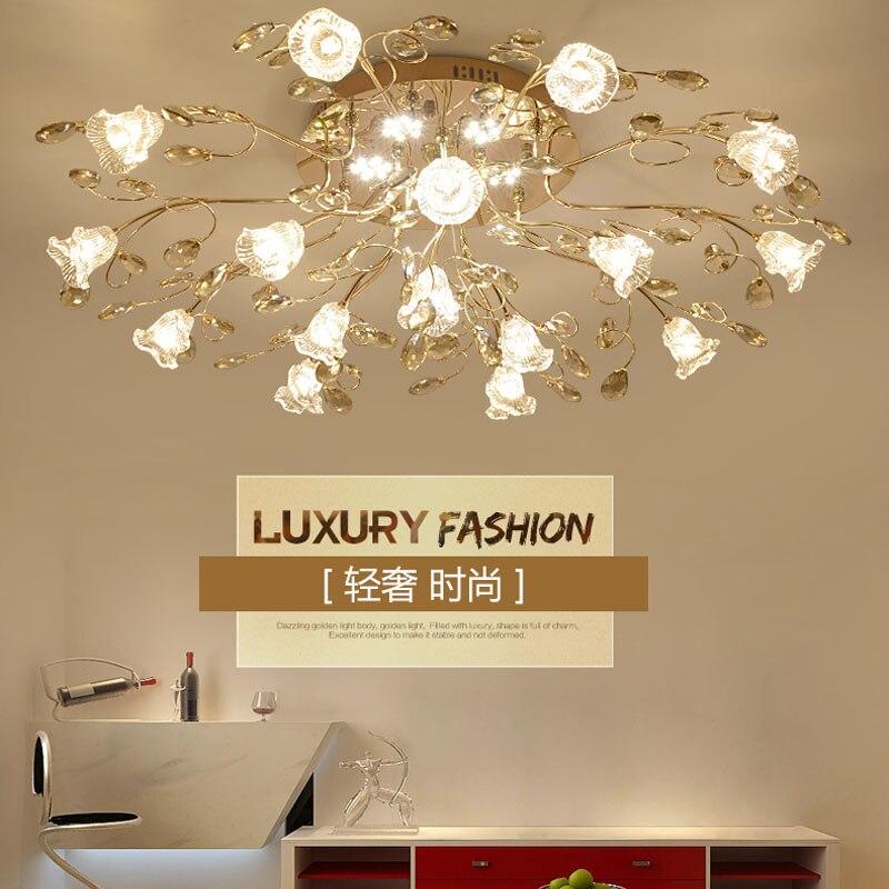 Online Kaufen Großhandel Kristall Lampe Aus China Kristall Lampe ... Schlafzimmer Lampe Modern