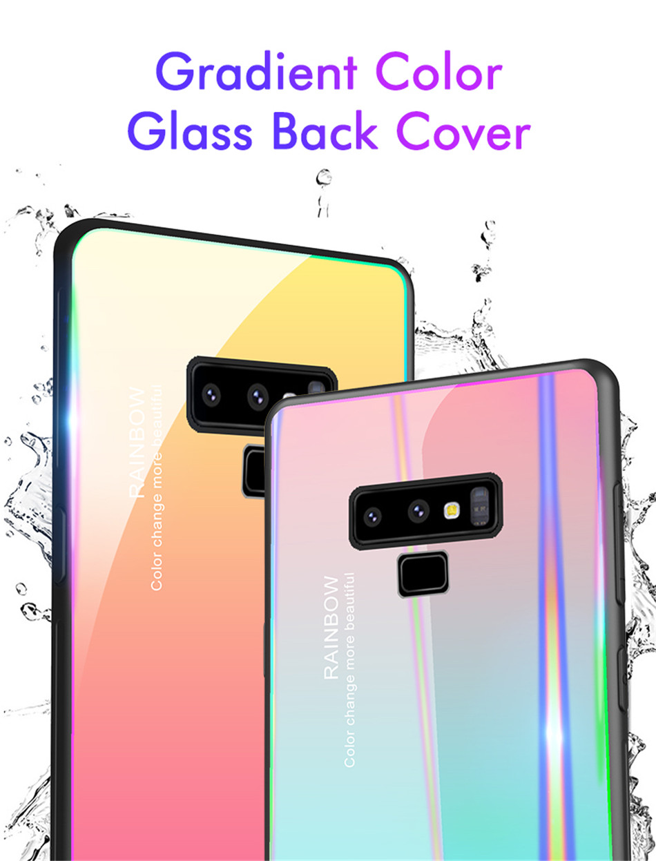 For Samsung Galaxy Note 9 Case (2)