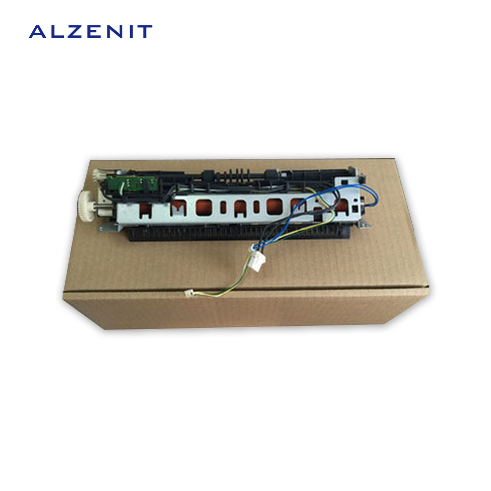 ALZENIT For HP  P1102 P1102W P1106 P1108 M1132 M1136 M1212 Original Used Fuser Unit Assembly RM1-7733 RM1-6872 RM1-7734 RM1-6873 economical style rm1 4006 000 seperation pad for for hp p1007 p1008 1136 m1213 1216 1106 1108 printer spare parts