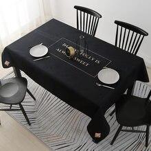 Pano de mesa espessamento europa toalha de mesa à prova doilágua oilproof capa de mesa retangular pano de fundo fotografia