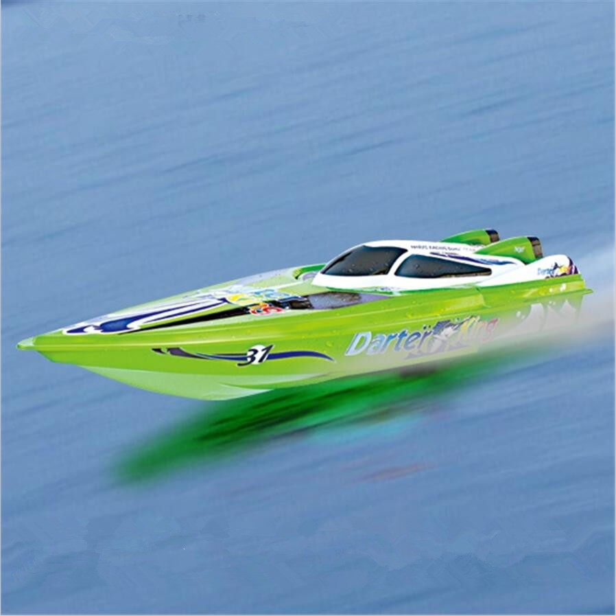 115CM Super large racing RC Speedboat Speed 2.4G water cooling three motor strong power Electric remote control RC Boat model