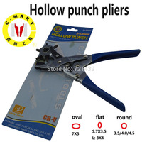 Hollow Puncher C MART Hole Dig Tools hollow punching Plier Punching Bear B0044 hand tools