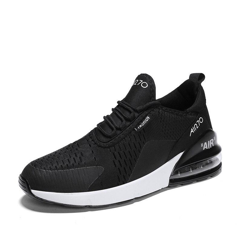 2018 populaire mode semelles chaussures décontractées pour hommes printemps automne respirant Sneaker adulte antidérapant confortable mâle chaussures Zapatilla