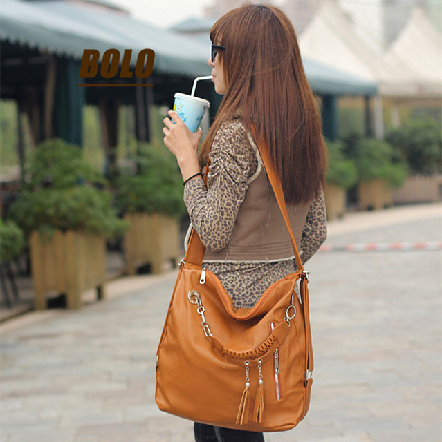 2016 New Women Handbag PU Leather Bag Shoulder Bags Bolsas Femininas Crossbody Tote Fashion Women Messenger Bags