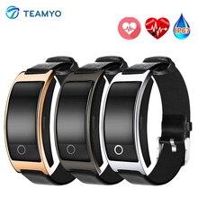 Teamyo спорт ck11s смарт браслет артериального давления кислорода в крови монитор сердечного ритма смарт-браслет фитнес-трекер