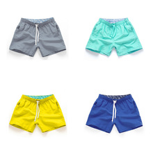 Брендовые быстросохнущие шорты для плавания с карманами для мужчин, мужская одежда для плавания, плавки для плавания, летняя пляжная одежда для купания, боксеры для серфинга