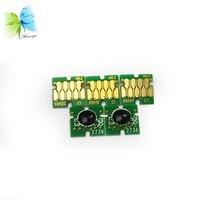 Um Tempo de Uso de Chips Compatíveis para Impressora Epson Claro Cor SC-T7000