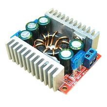 Conversor para Baixo 12 a 1.2-32 IMC Venda Quente Dc e dc 15A Buck Ajustável 4-32 V 5 Passo Módulo