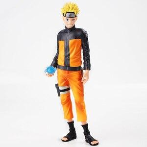 Image 2 - Anime Naruto rakamlar Uzumaki Naruto Uchiha Sasuke Hatake Kakashi Grandista koleksiyon Model oyuncaklar