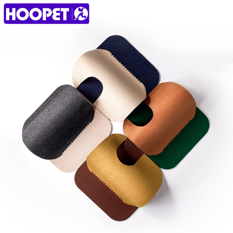 HOOPET tapis pour animaux de compagnie chat tapis de couchage Tunnel chats couverture Pad animaux fournitures