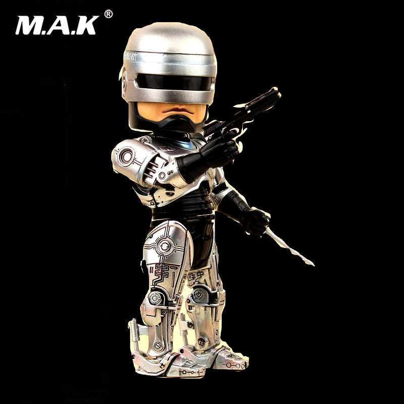 high quality 16cm Diecast Alloy Robocop Action Figure Model Toys Xmas Gifts Collections Children Toys Gift