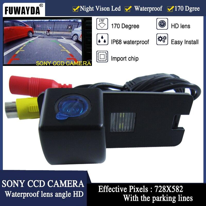 Fuwayda Бесплатная доставка Sony CCD чип Специальный автомобиль заднего вида резервного копирования Парковка Детская Безопасность Камера для Holden...