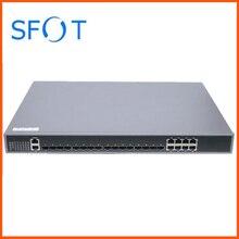 8 PON Ports GPON OLT equipment, Optical Line Terminal, 8*GE SFP + RJ45 ,2*10GE SFP+, with 8pcs modules C++
