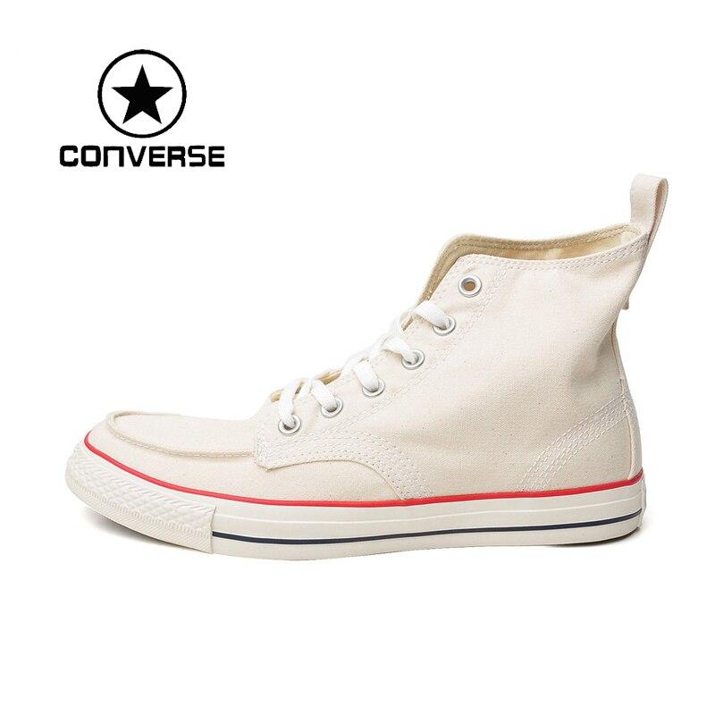 Prix pour D'origine Converse All Star Hommes de Planche À Roulettes Chaussures Toile Sneakers