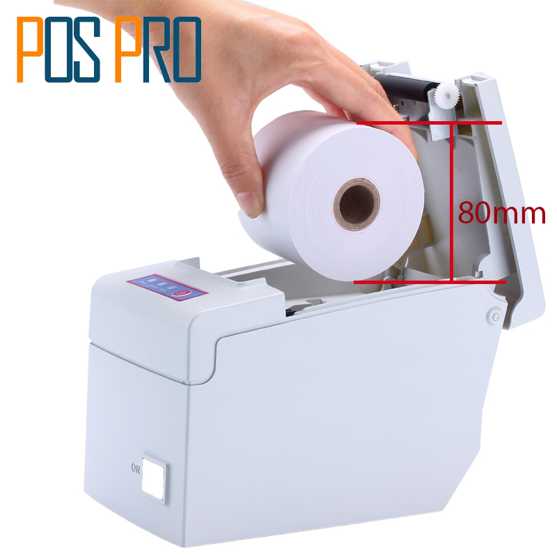 I58TP12 Hot sale Big gear 130mm/s More efficient 58mm USB Serial Bluetooth Lan Wifi Port Thermal Receipt Printer,pos58 printer,