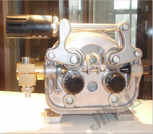 Mig Schweißen Maschine Zubehör Schweißen Draht Feeder Motor 120SN-C 4 Stick 24 v