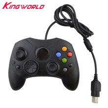 Przewodowy Gamepad Joystick kontroler do gry S typ do m microsoft x box konsola do gier wymiana akcesoriów wideo