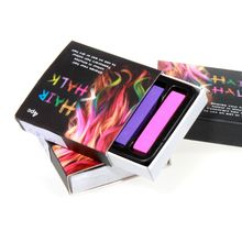 Hot Sell 4 Color Hair Chalks Temporary Colors Hair Chalk Dye Easy Soft Hair Pastels Kit Hair Beauty цена