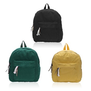 O9014 Gas High quality Women Backpack Candy Color Waterproof Backpack School Bags