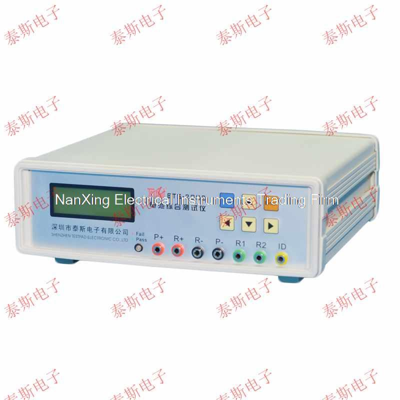 Fast arrival BTS -2002HS online version battery tester can test 0-10V and 1-2 Li-ion cells Can connect with computer
