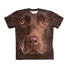 Dog face t shirt 3d t-shirt Men t shirt women Tee Printed Top Short Sleeve Camiseta O-neck Tee Streetwear Drop shipping