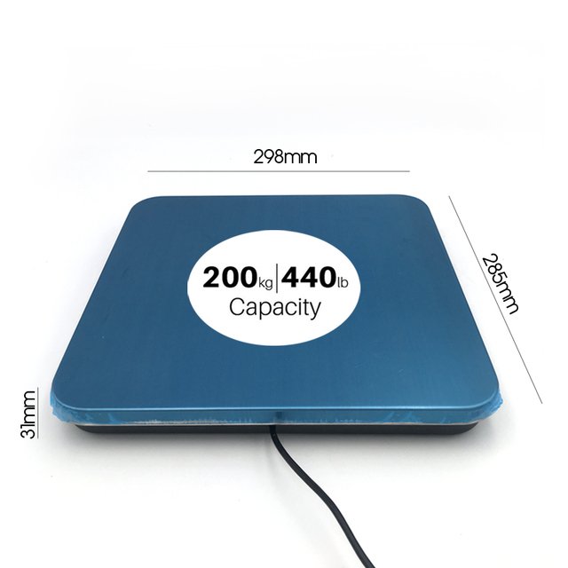 Bench Scale 200kg 4