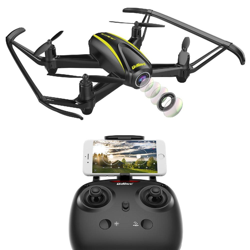 Leadingstar Camera Fpv Drone Rc-Quadcopter Wifi Headless-Mode UDI With For Beginners