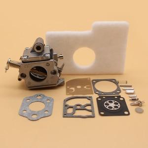Image 2 - المكربن فلتر الهواء إصلاح إعادة بناء عدة ل STIHL MS170 MS180 MS 170 180 017 018 بالمنشار Zama C1Q S57B ، 1130 120 0603
