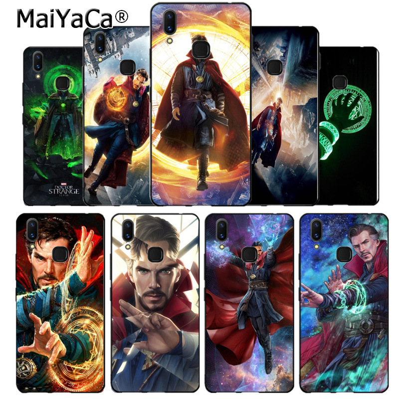 Phone Bags & Cases New Fashion Maiyaca Marvel Doctor Strange Comic Colored Drawing Soft Tpu Phone Case For Vivo X20 Plus X21ud Nex S X9s V9 V7 Y 83 Case Funda Cellphones & Telecommunications