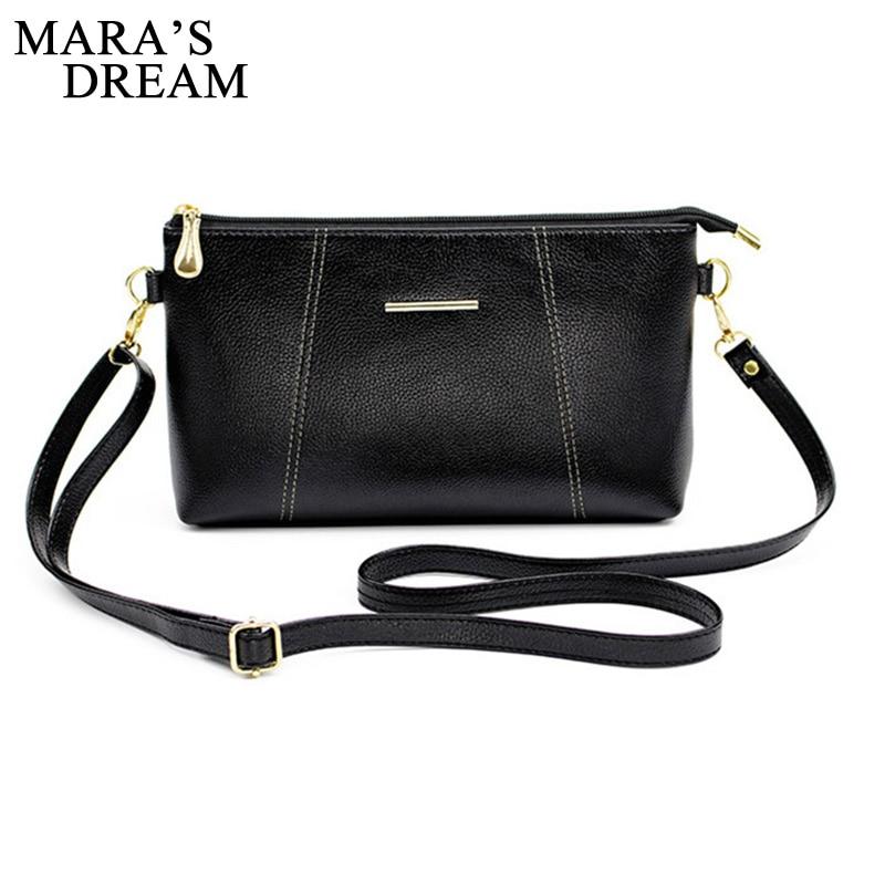 43c202b42dbc Mara s Dream 2018 New Fashion Small Handbags Women Evening Clutch Ladies  Mobile Purse Girls Shoulder Messenger Crossbody Bags-in Shoulder Bags from  Luggage ...