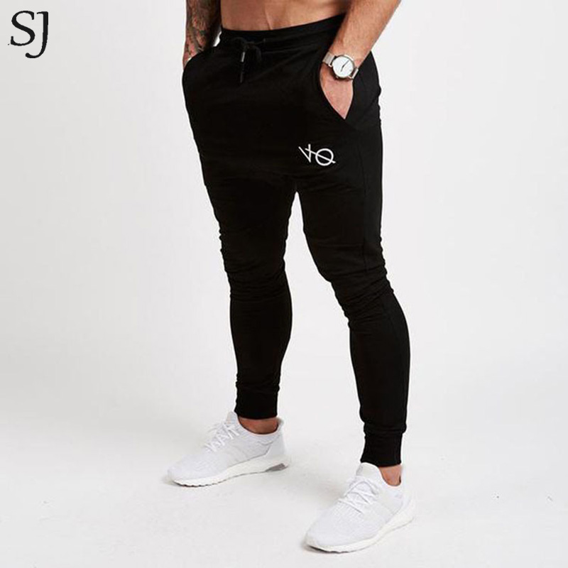 High Quality Brand Clothing Jogger Pants Men Fitness Bodybuilding Pants For Runners Autumn Sweat Trousers Britches