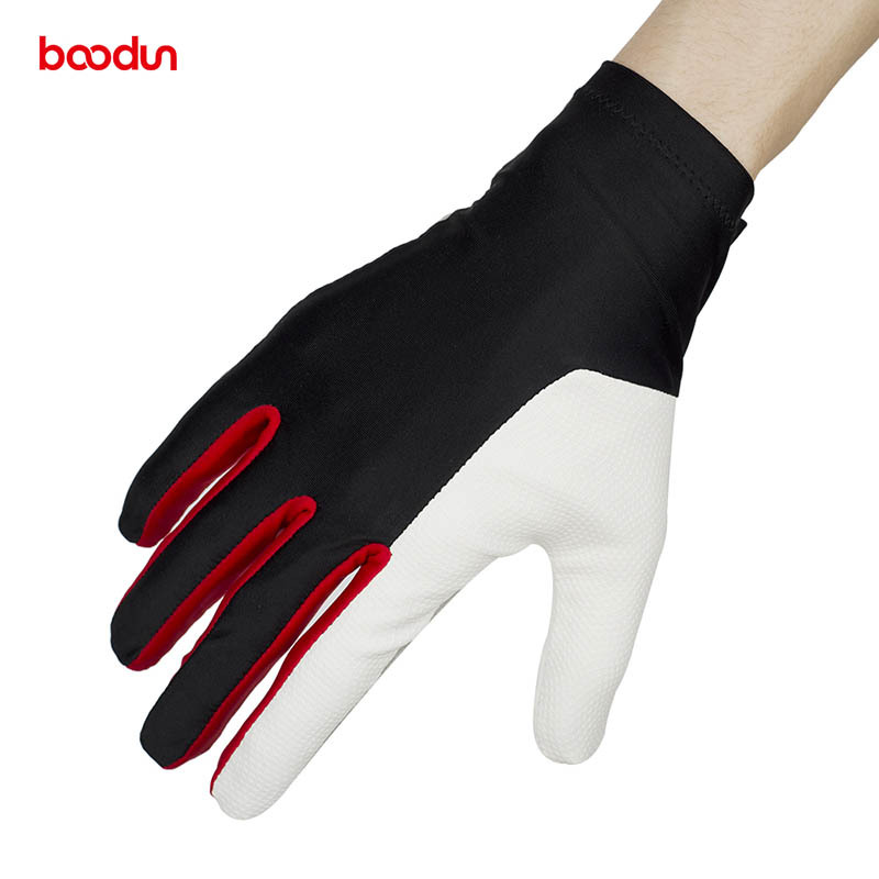 Image 3 - Boodun Men Women Horse Riding Gloves Equestrian Training Golf Breathable Leather Gloves Riding Equestrian Sports Gloves-in Riding Gloves from Sports & Entertainment